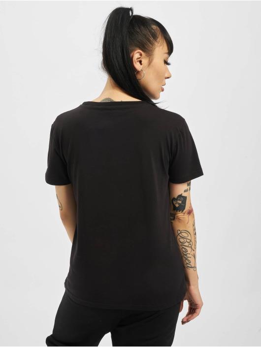 Alpha Industries T-skjorter New Basic Hol. Print svart