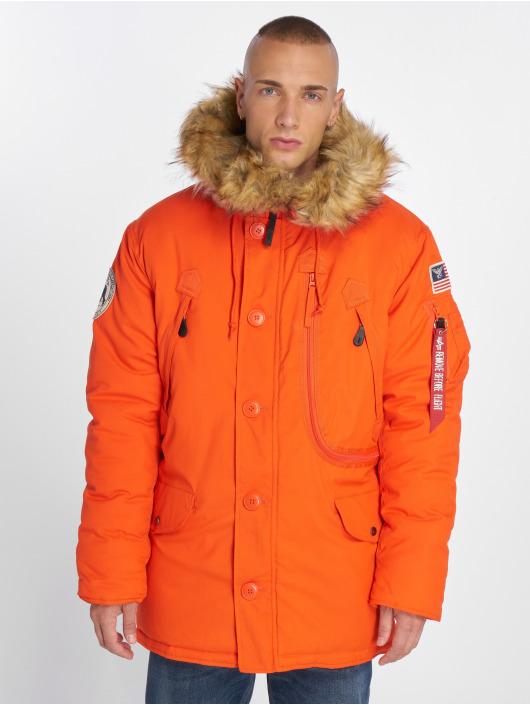 ... Alpha Industries Talvitakit Polar oranssi ... 244eace861