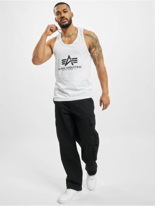 Alpha Industries Tanktop Basic wit