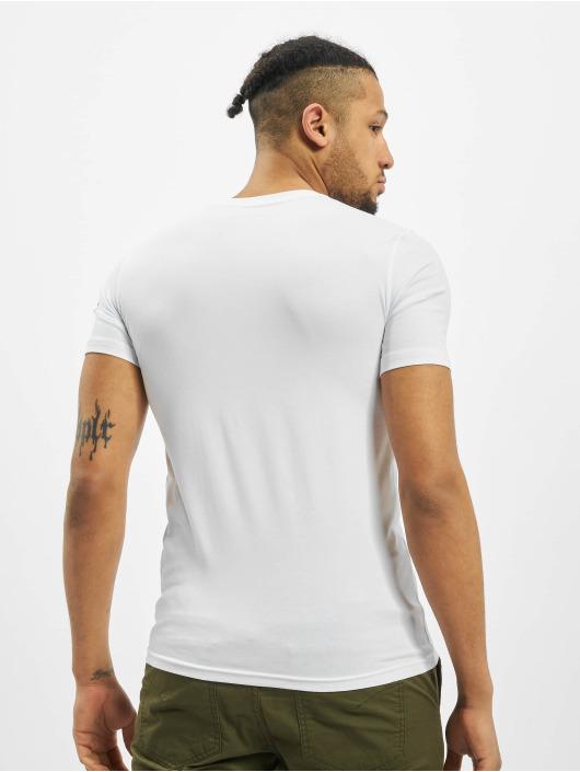 Alpha Industries Tričká Bodywear biela