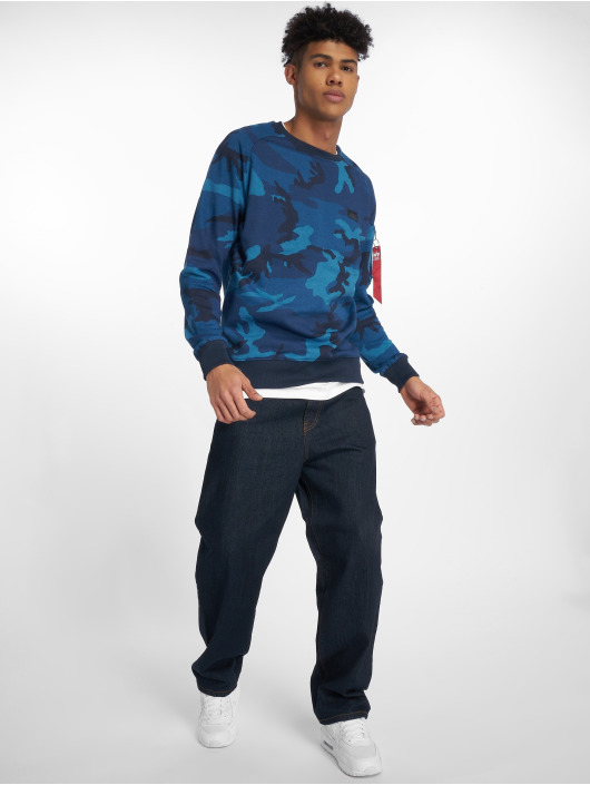 Alpha Industries trui X-Fit camouflage