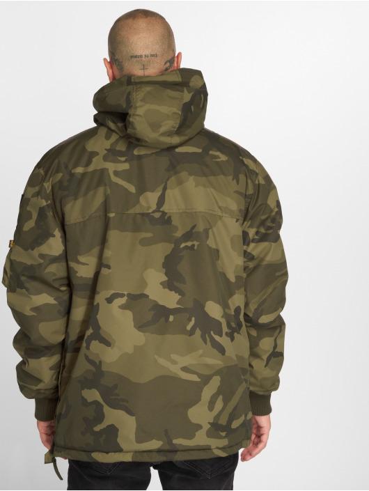 Alpha Industries Veste mi-saison légère NASA Anorak camouflage