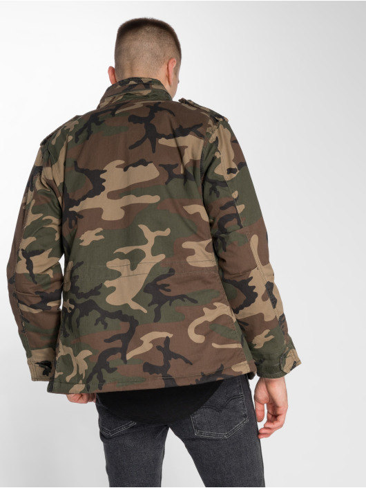 Légère Camouflage Industries Cw saison Homme Mi Vintage 497191 Field Alpha M65 Veste KlJ3TF1c