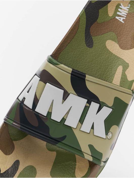 AMK Badesko/sandaler Soldier kamuflasje