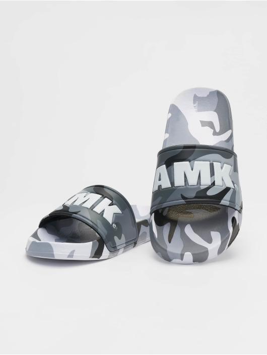 AMK Sandály Soldier kamufláž