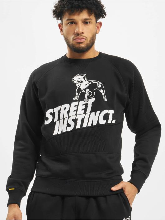 Amstaff Пуловер Serpe черный