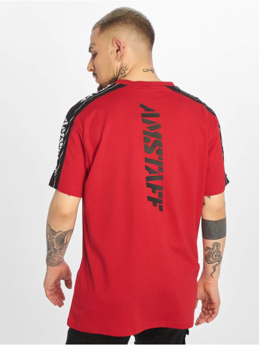 Amstaff Футболка Avator красный
