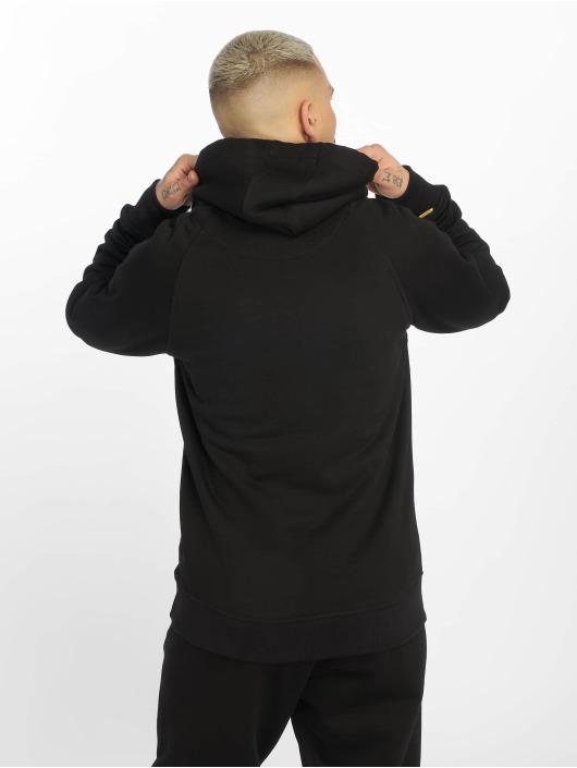 Amstaff Bluzy z kapturem Logo 2.0 czarny