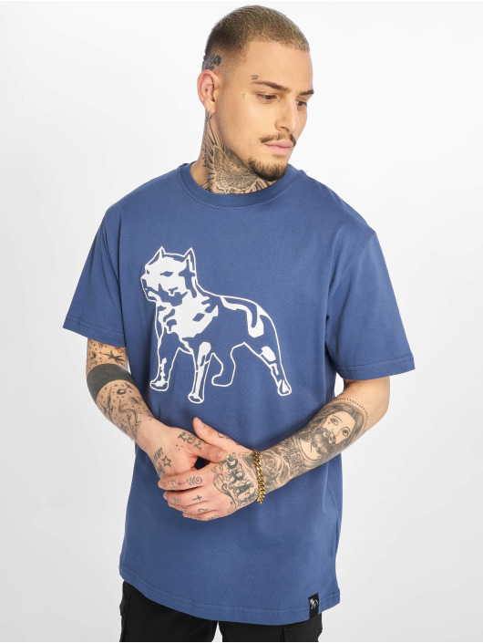 Amstaff Camiseta Logo 2.0 azul