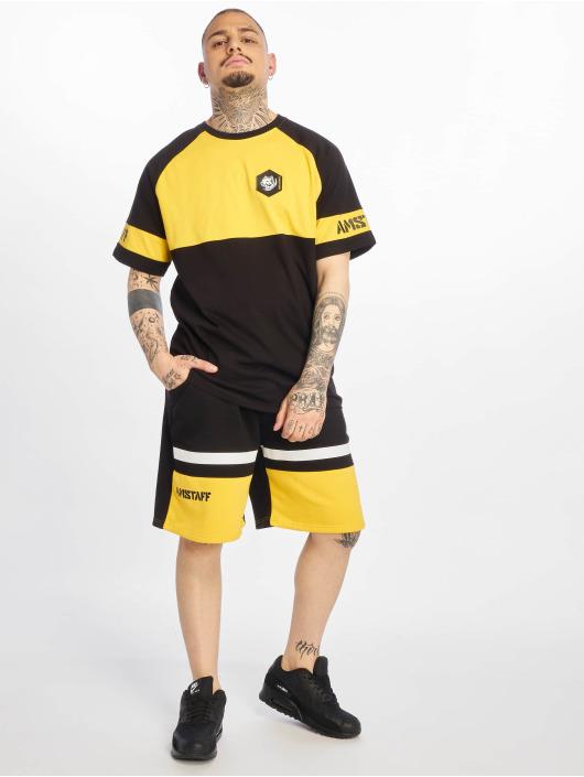 Amstaff Camiseta Gaduk negro