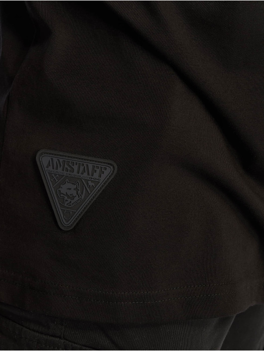 Amstaff Camiseta Torko negro