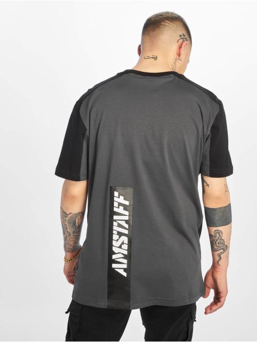 Amstaff Camiseta Smash negro
