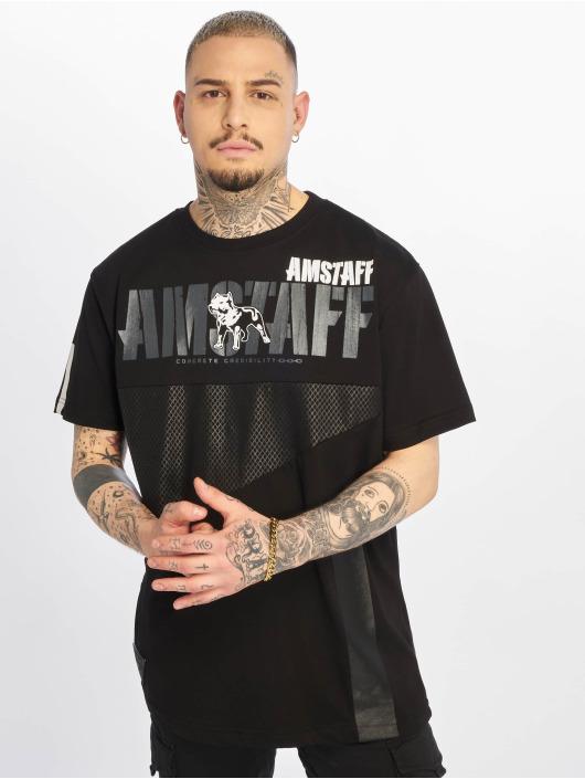 Amstaff Camiseta Habos negro