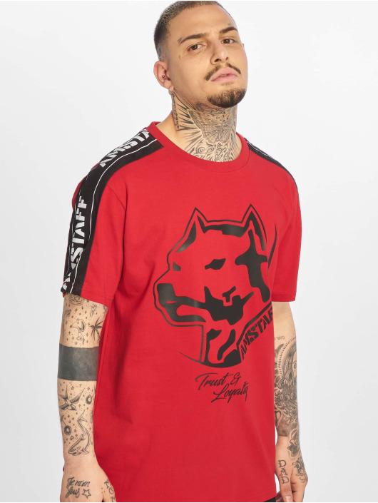 Amstaff Camiseta Avator rojo