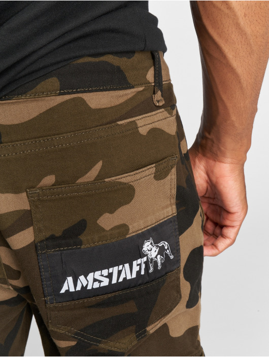 Amstaff Cargo pants Sarge camouflage