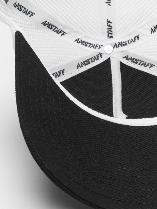 Amstaff Casquette Trucker mesh Zenoth noir