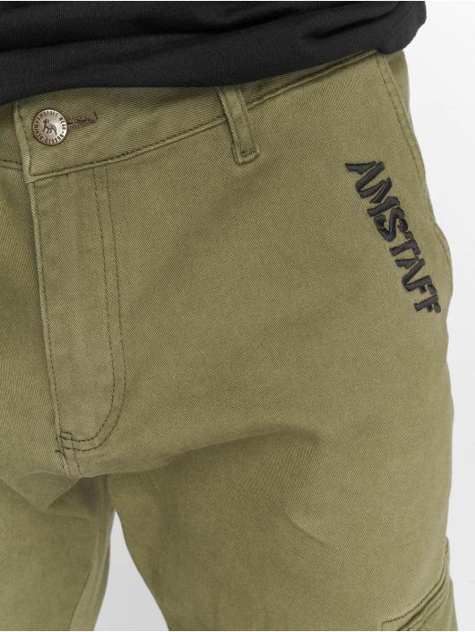 Amstaff Chino bukser Sarge oliven