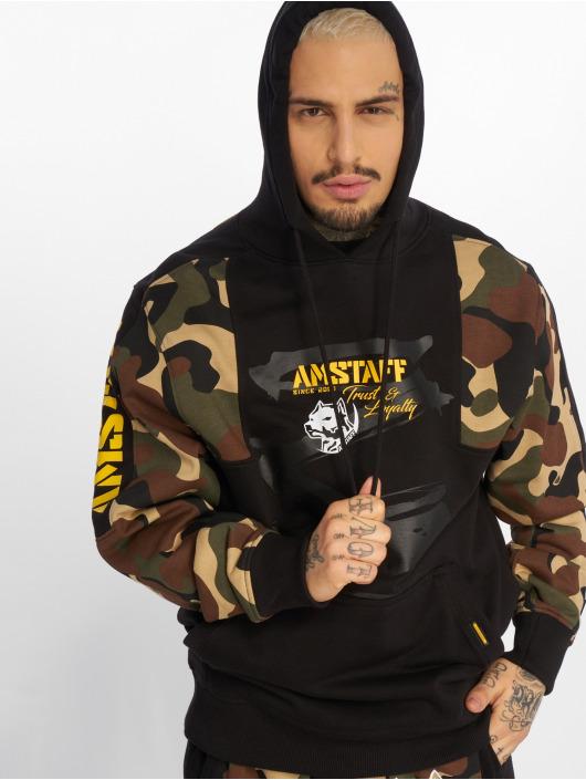 Amstaff Hoodies Husar camouflage