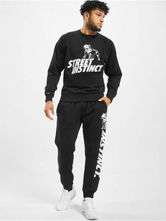 Amstaff Jersey Serpe negro