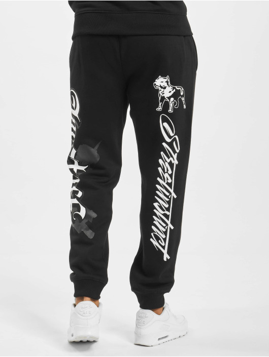 Amstaff Jogging kalhoty Calli čern