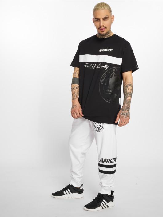 Amstaff Jogging kalhoty Okus bílý
