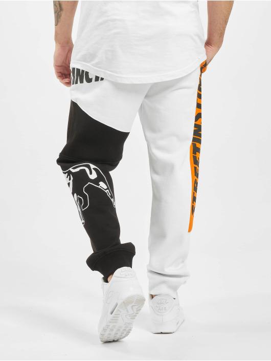 Amstaff Jogging kalhoty Tenero bílý