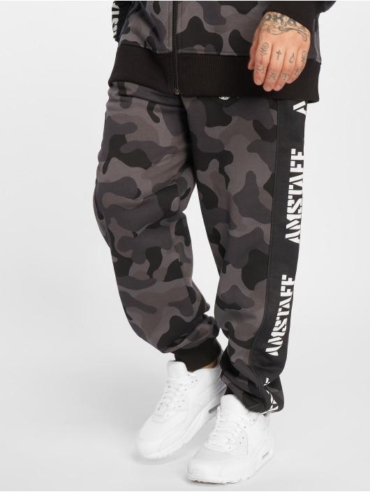 Amstaff Jogging kalhoty Avator kamufláž