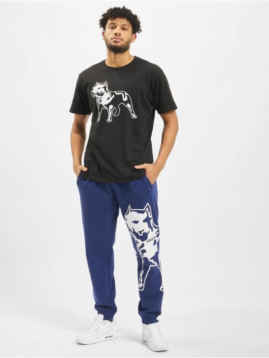 Amstaff Jogging kalhoty Fantor modrý