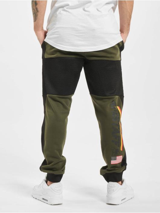 Amstaff Jogging kalhoty Keren olivový