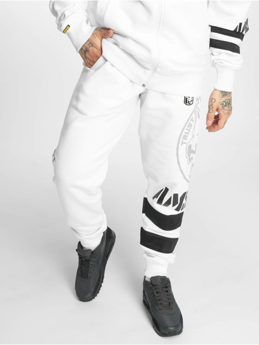 Amstaff joggingbroek Okus wit