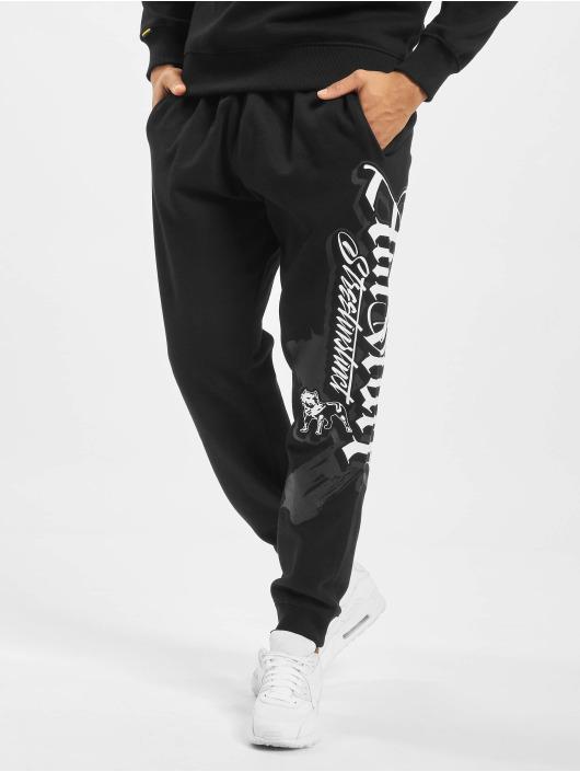 Amstaff joggingbroek Calli zwart