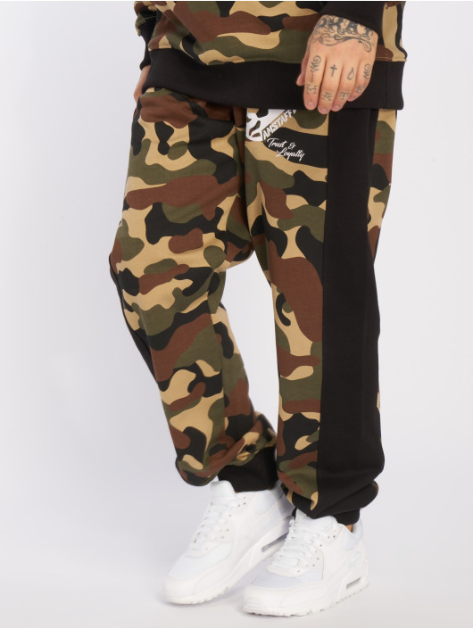 Amstaff Joggingbukser Tafio camouflage
