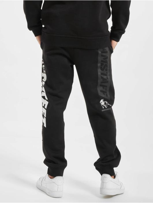 Amstaff Jogginghose Serpe schwarz