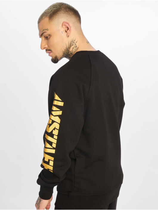 Amstaff Jumper Logo 2.0 black