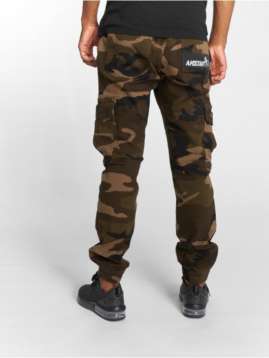Amstaff Pantalon cargo Sarge camouflage