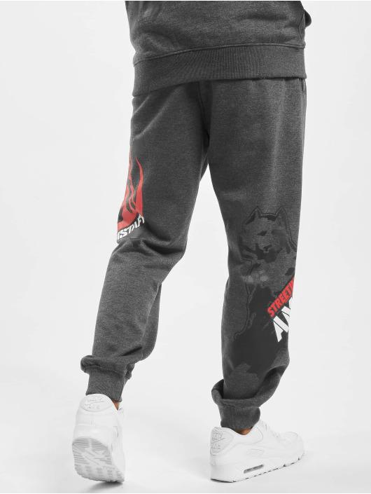 Amstaff Pantalón deportivo Banor gris