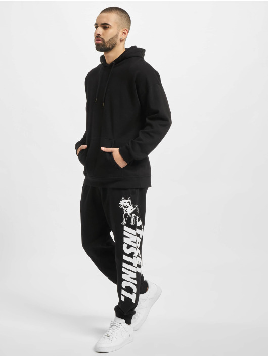 Amstaff Pantalón deportivo Serpe negro