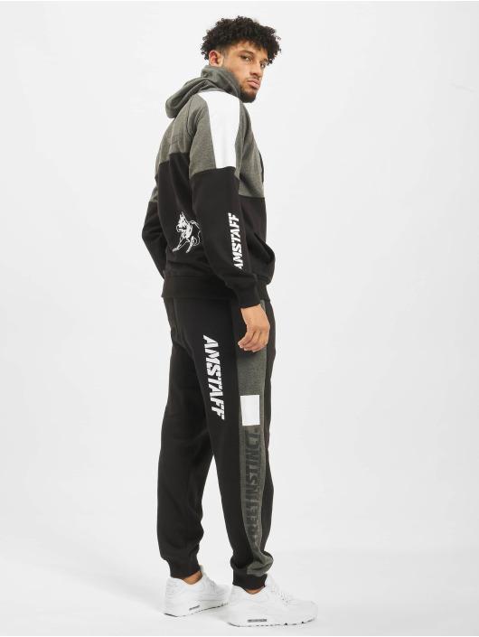 Amstaff Pantalón deportivo Dozer negro