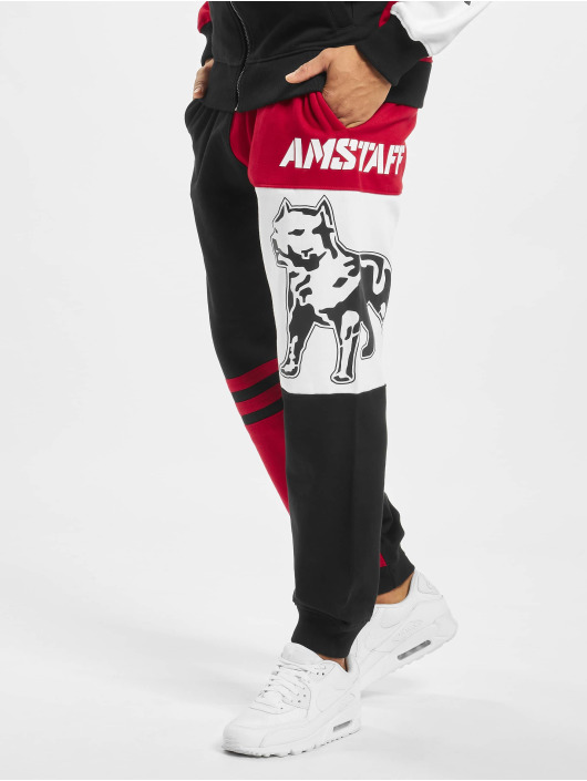Amstaff Pantalón deportivo AMS1193 rojo