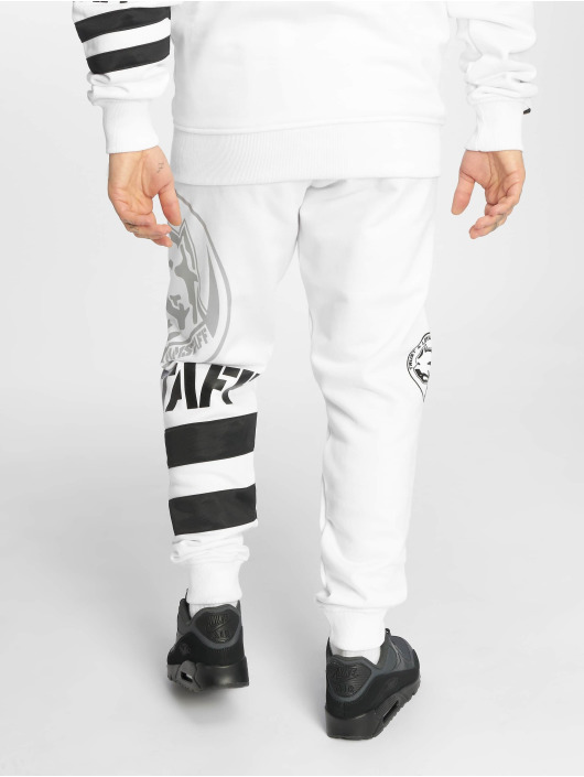Amstaff Pantalone ginnico Okus bianco