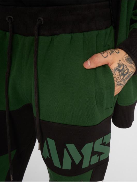 Amstaff Pantalone ginnico Dados verde