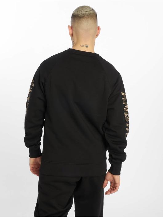 Amstaff Pullover Logo 2.0 black