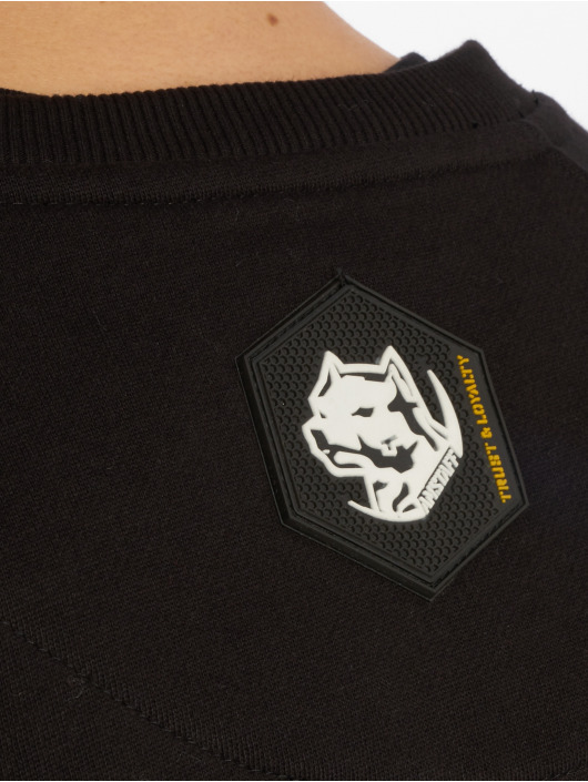 Amstaff Pullover Sakla schwarz