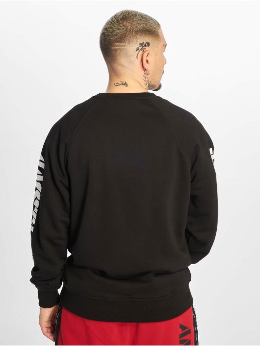 Amstaff Pullover Logo 2.0 schwarz