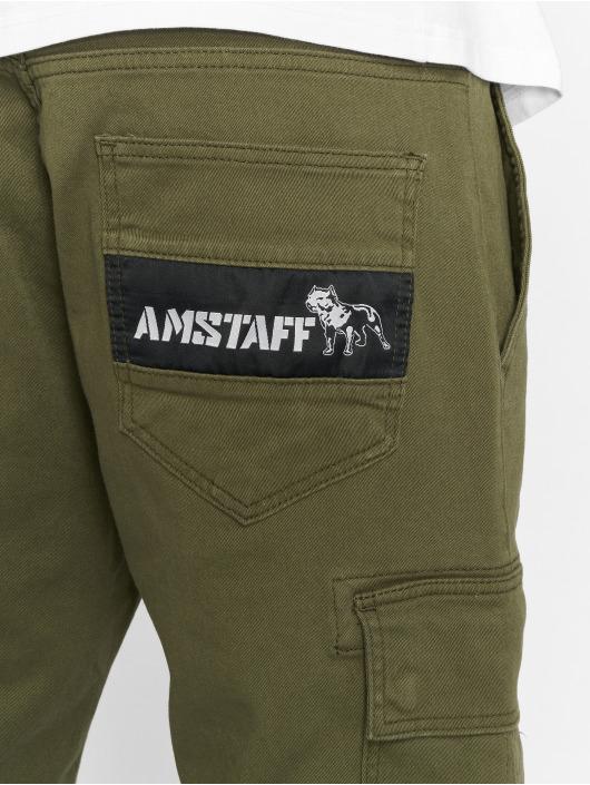 Amstaff Short Asutan olive