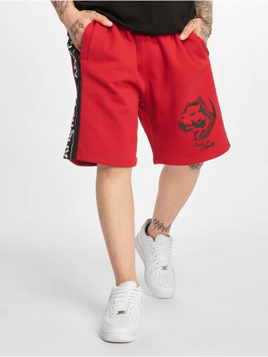 Amstaff Short Avator red