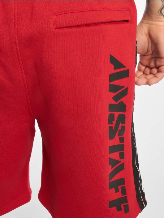 Amstaff Short Avator rouge
