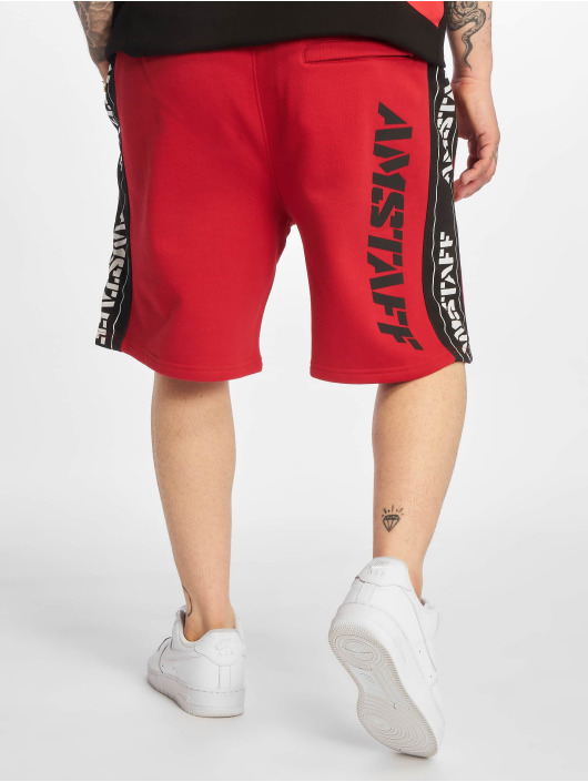Amstaff Shorts Avator rød