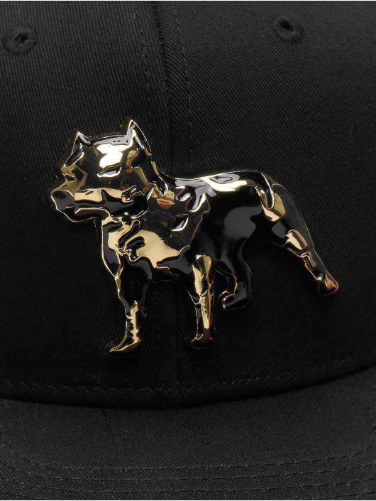 Amstaff Snapback Caps Desto czarny