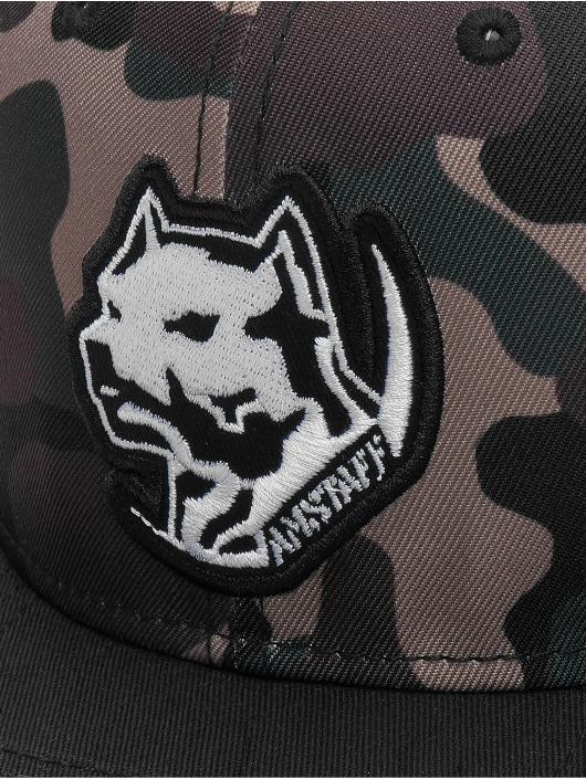 Amstaff Snapbackkeps Tafio kamouflage